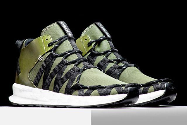 Adidas Sl Loop Moc Olive 01