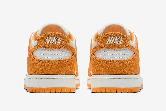 Nike Sb Dunk Low Circuit Orange 3