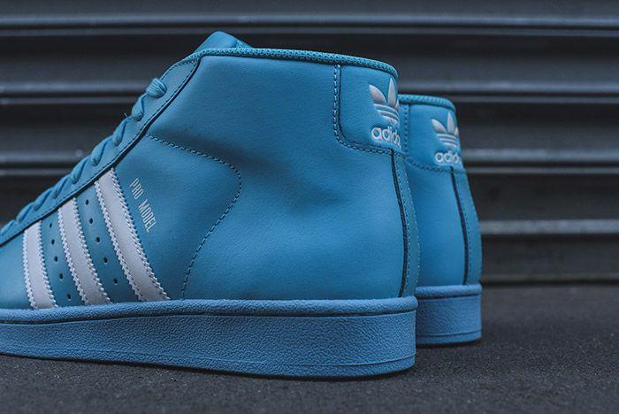 Adidas Pro Model Baby Blue 1