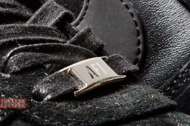 Nike Af1 Downtown Black 2 Det