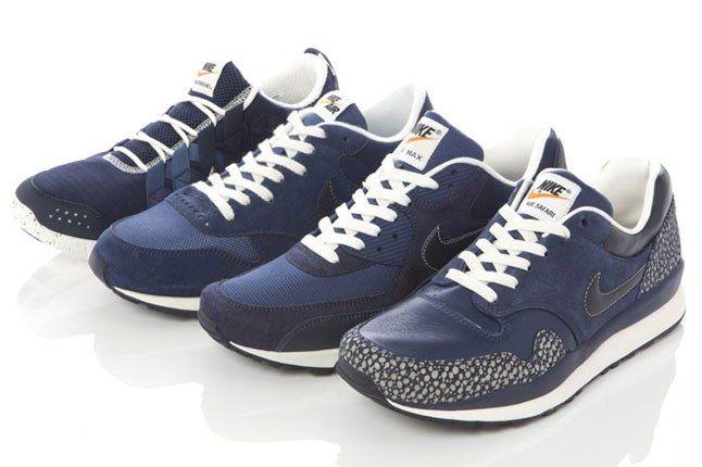Nike Grey Navy Pack 1