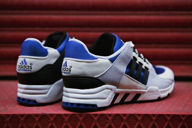 Adidas Eqt 93 Royal Blue Bumperoo 10