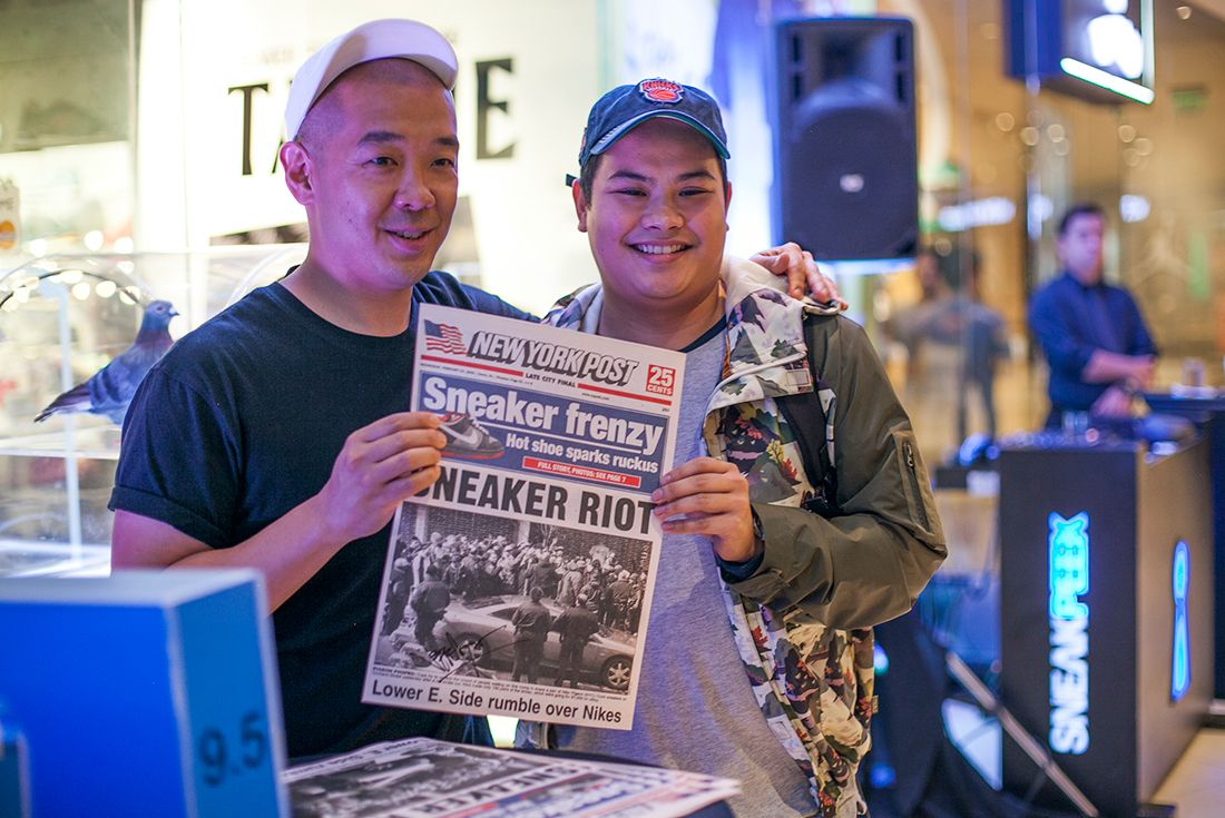 Birds Of A Feather Jeff Staple Talks Pigeons In Manila 12