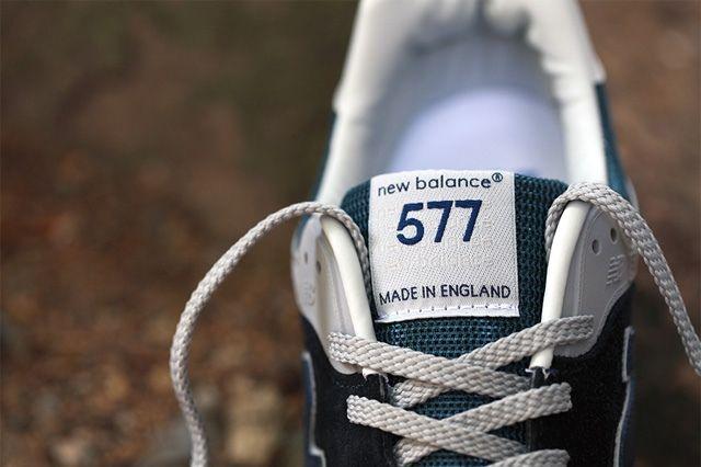 New Balance Made In England 557 25Th Anniversary Bump 8