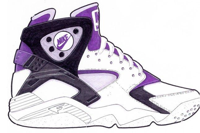 Nike Air Flight Huarache 4 1
