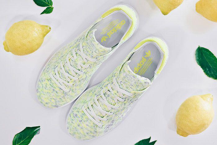 Adidas Stan Smith Pk Solar Yellow 2
