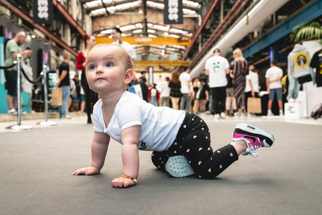 Sneakerness Amsterdam 2019 Event Recap 14 Baby