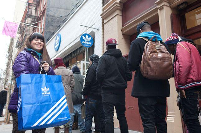 Jeremy Scott In Store Adidas Originals Soho New York 50 1
