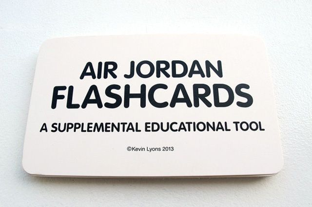 Air Jordan Flashcards Kevin Lyons 4