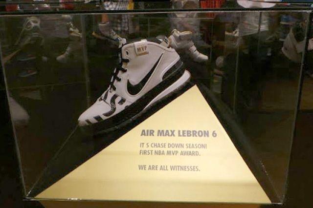 Nike Lbl Wintness History Pe Display Manila 12