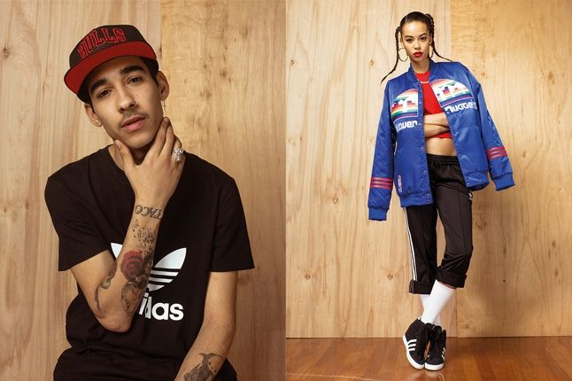 Adidas Originals Fw13 Basketball Lookbook Apparel 4