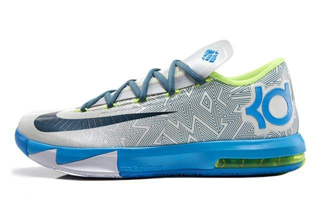 Nike Kd 6 Home Profile