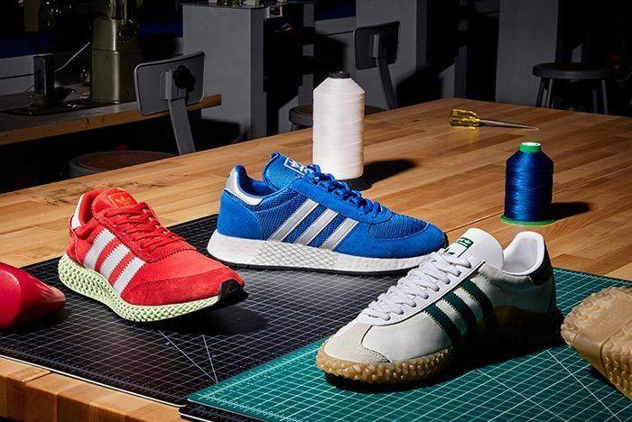 Adidas Nevermade Decade2