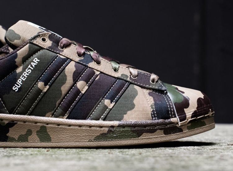 Adidas Superstar Camo 3
