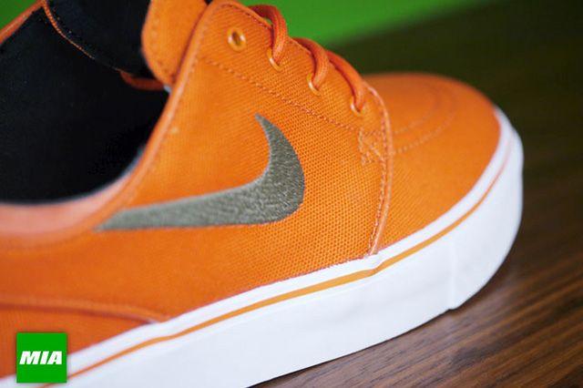 Nike Sb Stefan Janoski Urban Orange
