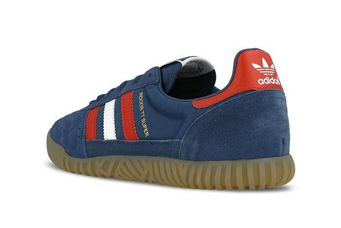 Adidas Indoor Super Mystery Blue 4