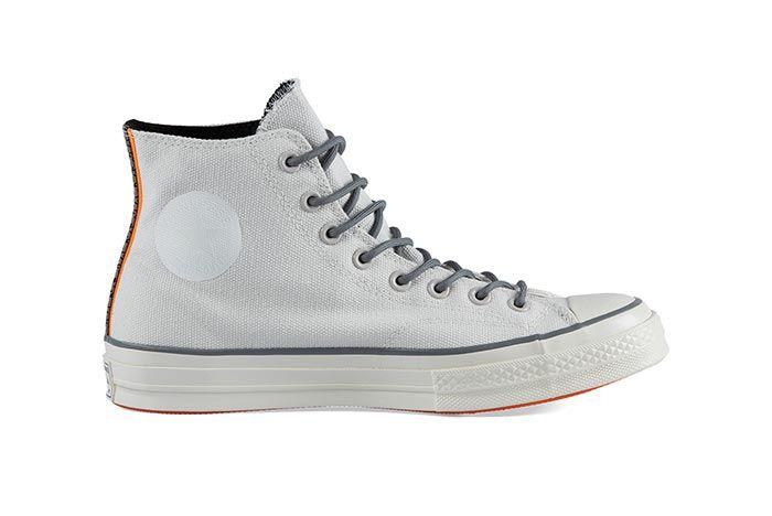 Carhartt Converse Chuck 70 White Side Shot 4