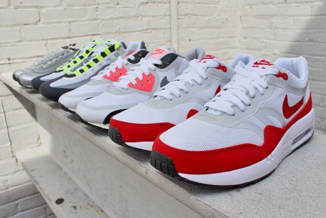 Nike Air Max 1 Premium Tape Qs Og Red 21
