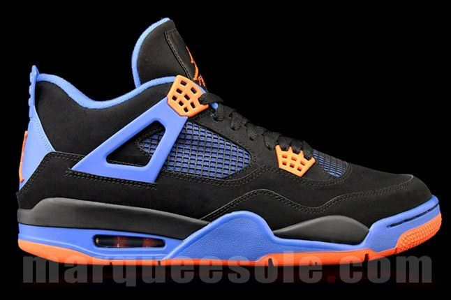 Air Jordan 4 New York Knicks 3 1