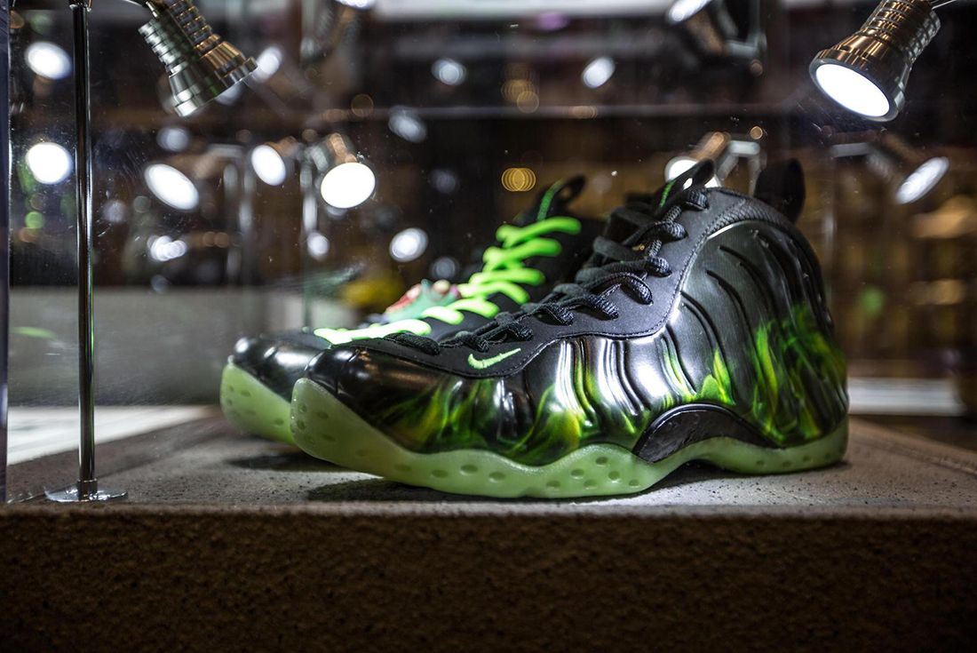 Nike Foamposite Retrospective Exhibition Hits Shanghai11