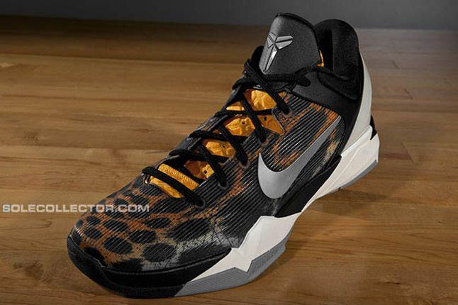 Nike Kobe 7 Cheetah 01 1