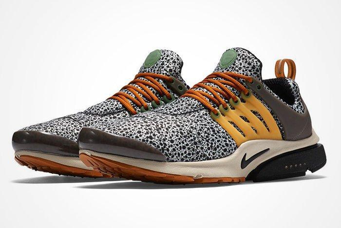 Nike Air Presto Safari Feature