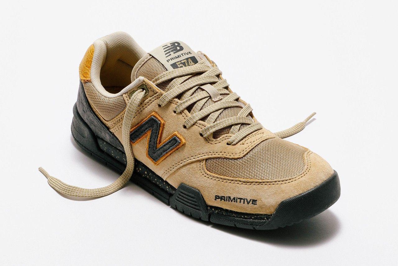 Primitive x New Balance Numeric 574