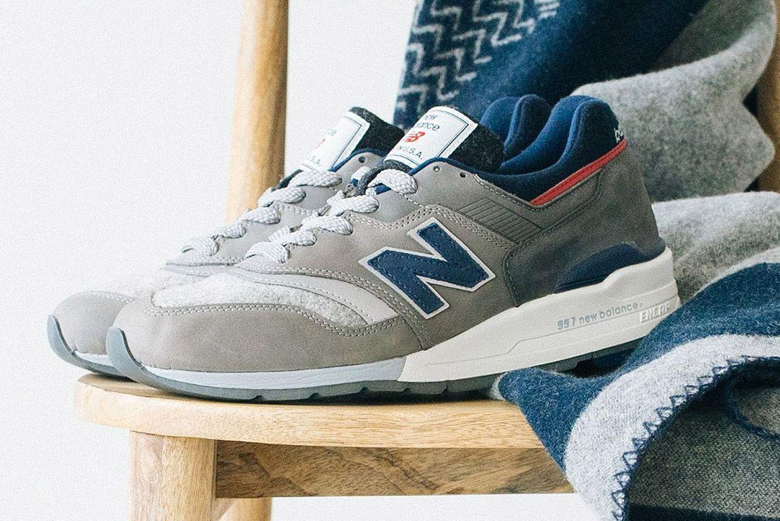 Woolrich New Balance 997 1