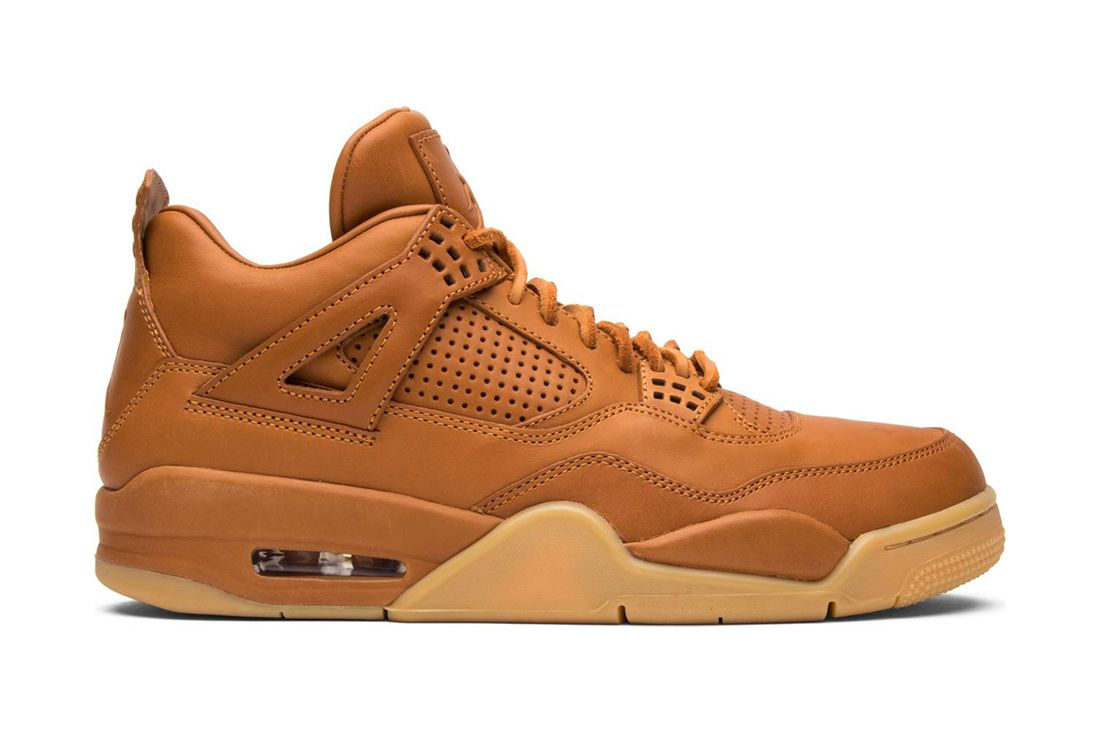 Ginger Air Jordan 4 Best Greatest Ever All Time Feature