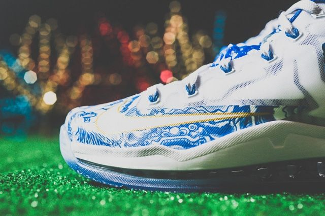 Nike Lebron 11 Low Vhina Vase Bumper 5