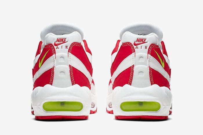 Nike Air Max 95 Marine Day University Red Cq3644 171 Heels