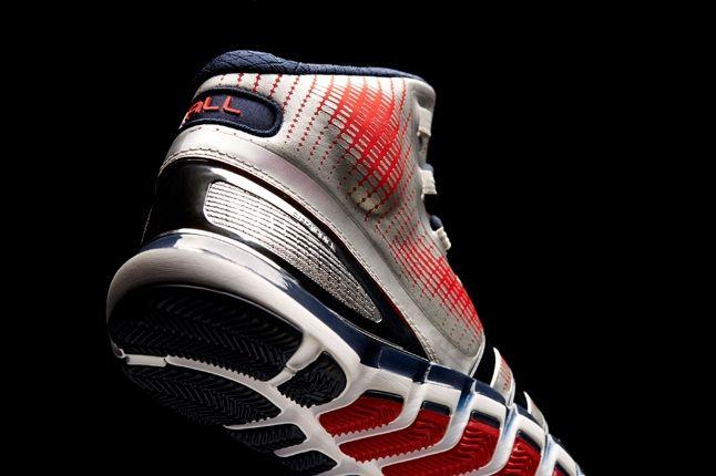 Adidas Crazyquick John Wall Heel Detail 1