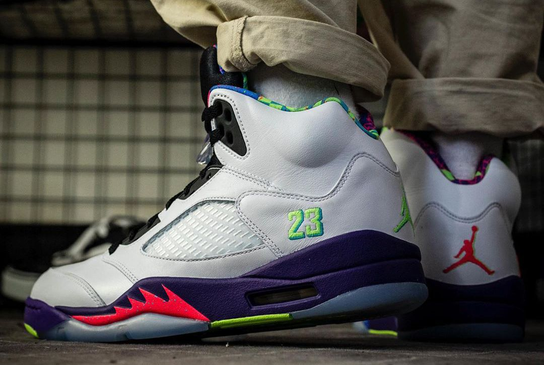 Air Jordan 5 'Alternate Bel-Air'
