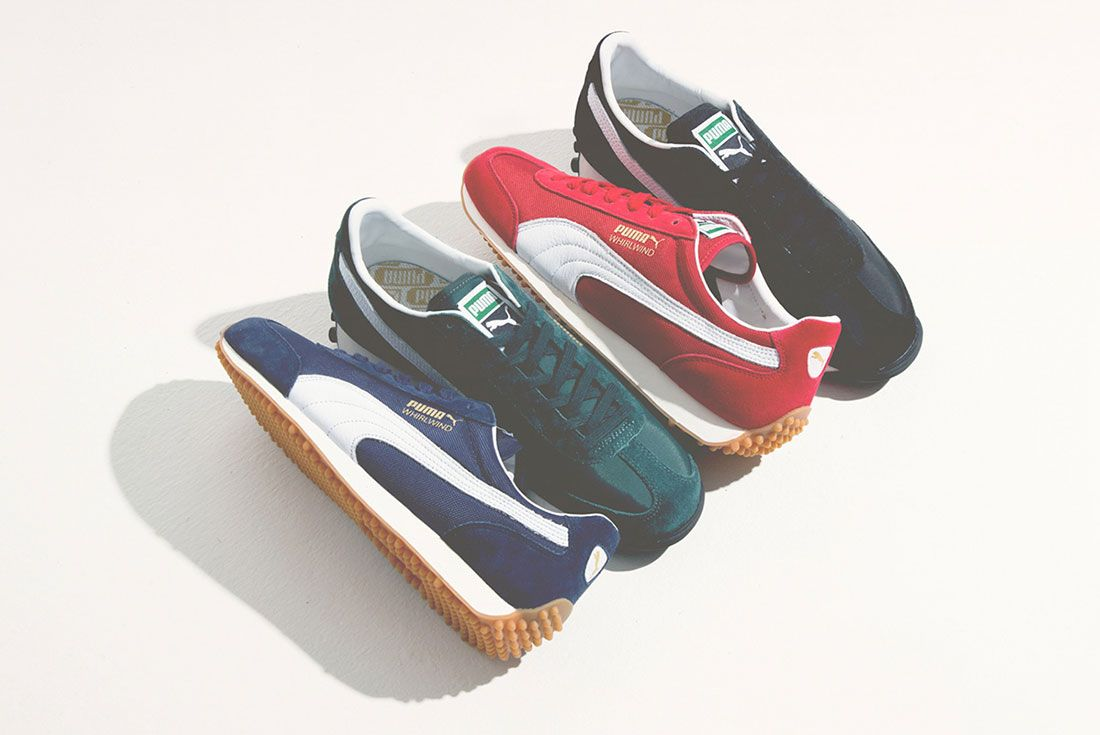 Puma Easy Rider And Whirlwind – Size Exclusive A