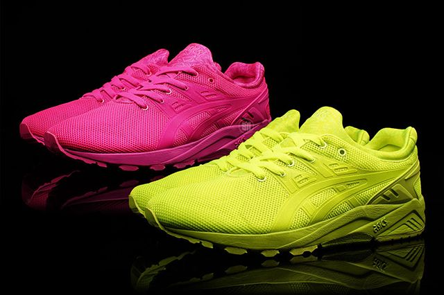 Asics Tiger Gel Kayano Trainer Evo Neon Pack