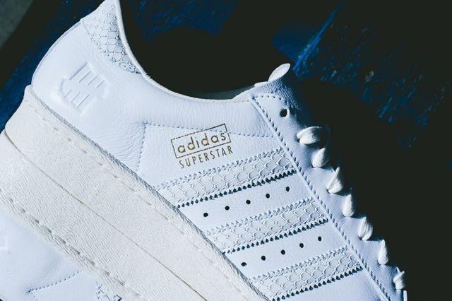 Undftd Adidas Consortium Superstar 10 Anniversary Bump 2