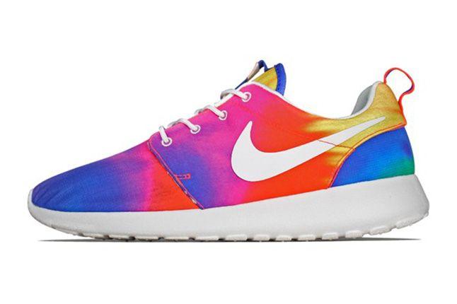 Nike Roshe Run Tie Dye 2013 Profile 1