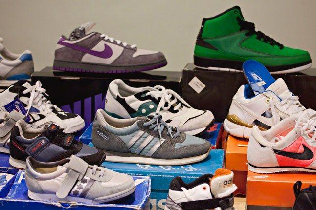 Vintage Sneakers 1