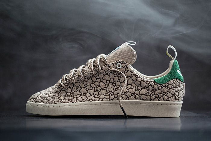 Bait Adidas Stan Smith Vulc 420 3