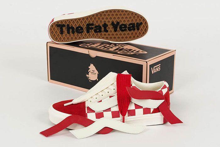 Vans Old Skool Purlicue Year Of The Pig 3