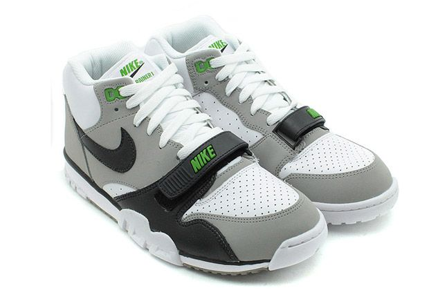 Nike Air Trainer 1 2012 Chlorophyll Pair 1