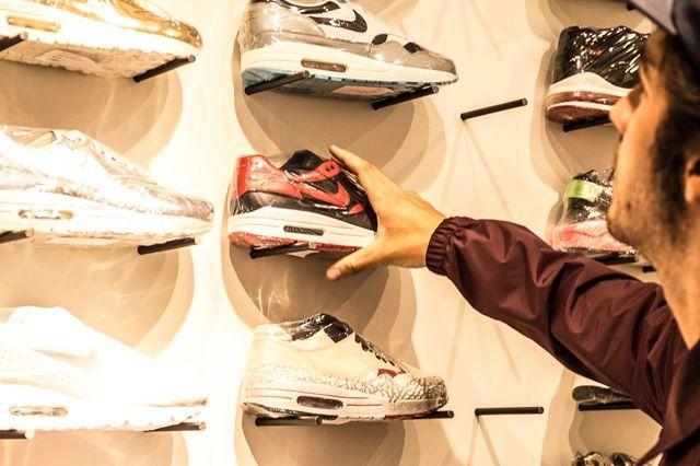 Solemart Store Opening Interview Hikmet 18