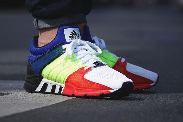 Adidas Eqt Support 93 Colour Blocking 3