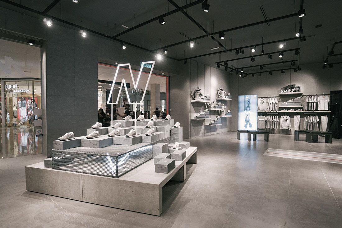 Grey Store Takeover @ Nb Pavilion Flagship Store