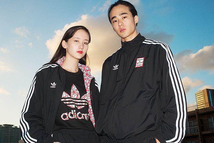 Have A Good Time Adidas Samba 4
