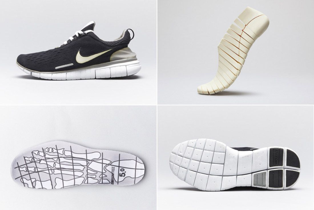 Material Matters Lost Soles Nike Free