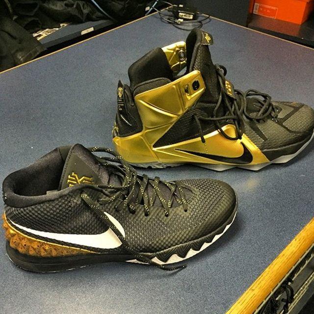 Nike Lebron 12 Grammy Night