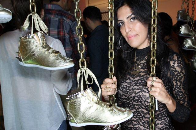 Melody Eschani Reebok Classic Love Shoe Launch Recap 14