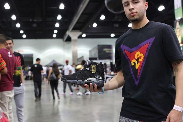 Sneaker Con La Recap 70