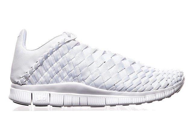 Nike Free Inneva Woven Triple White